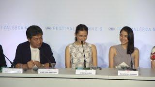 『海街diary』カンヌ国際映画祭記者会見(その6)