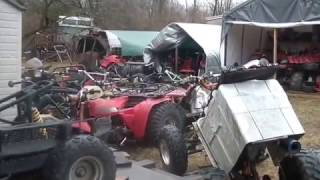10. Stolen ATV?  Check this website before you buy!