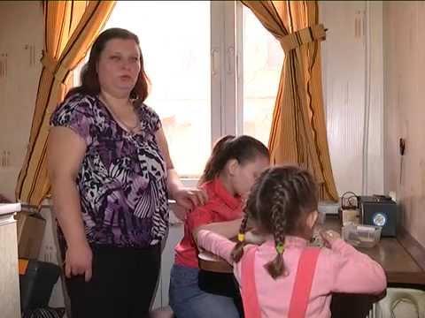 После пожара дома семья с двумя детьми осталась без крыши над головой