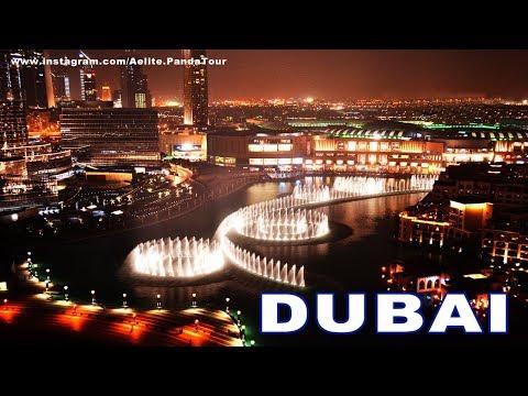 Burj Khalifa 2021 | Dubai fountain timings | Горящие туры Эмираты | Дубаи | путе… видео