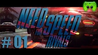 NFS RIVALS # 1 - Cop Oder Racer«» Let's Play Need For Speed Rivals | Full-HD