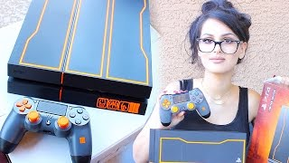 Black Ops 3 Playstation 4 Unboxing!