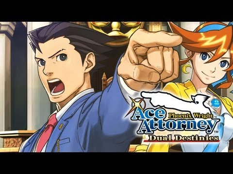 dual - Set eight years since his last appearance in the courts, Phoenix's first case begins in a destroyed court room. It's down to Phoenix Wright and his team at t...