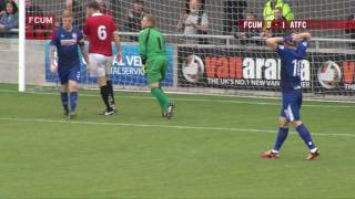 Fc Manchester United 4 - Alfreton Town 3