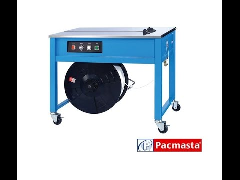 Strapping Machine - Pacmasta - TMS-300/300OF