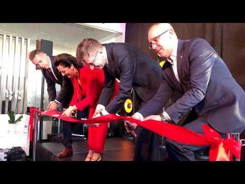 Wideo1: Otwarcie salonu Lexusa w Lesznie
