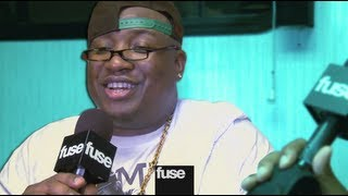 E-40 Banned From San Fran - Rock The Bells 2012