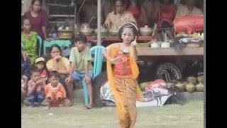 Lengger gadis cilik: Lagu Dawet ayu Banjarnegara Video