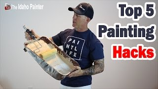 5 UK Painting Hacks