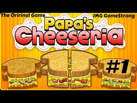 PAPA'S CHEESERIA DID WE SEE THE END???