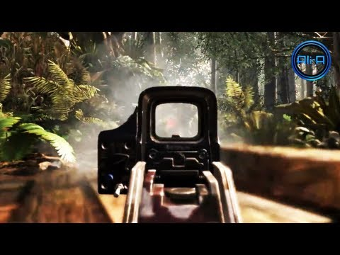 COD - Call of Duty: GHOSTS Gameplay Trailer - LOADS of new stuff! :D ○ COD: Ghosts Official Trailer - http://youtu.be/zxAT8FjIG7Q ○ New
