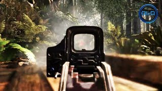 Call Of Duty: GHOSTS Gameplay Trailer - SLIDING, LEANING, GUNS&MORE! - (COD GHOST 2013 HD)
