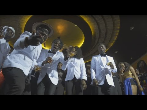 VVIP - After Party Feat. Stonebwoy ( Awards Official Video)