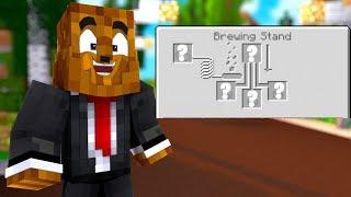 Minecraft Randomized With Scrambled Crafting Recipes - Minecraft Scramble Craft #10 | JeromeASF