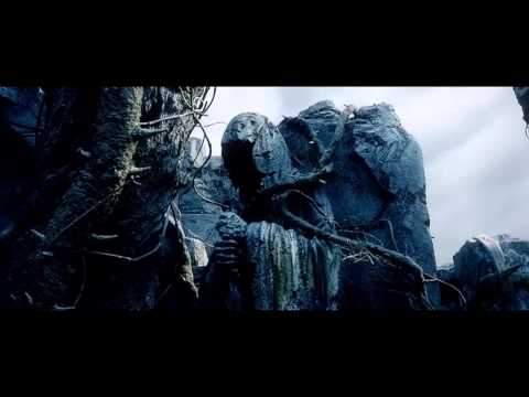 necromancer - The Dol Guldur scene with the score replaced by what it was intended to be. Sorry about the quality, and the lack of dialogue (that creepy as hell motif star...