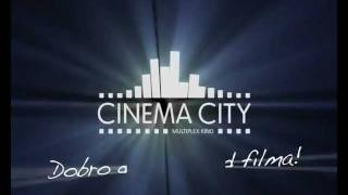 Sarajevo Cinema City Schedule YouTube video