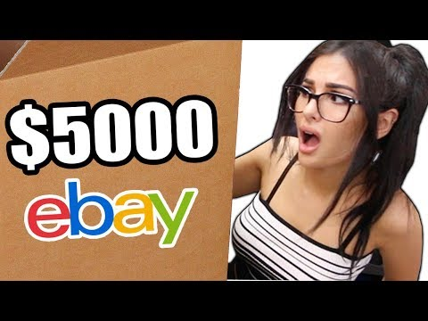 UNBOXING A $5000 MYSTERY BOX FROM EBAY