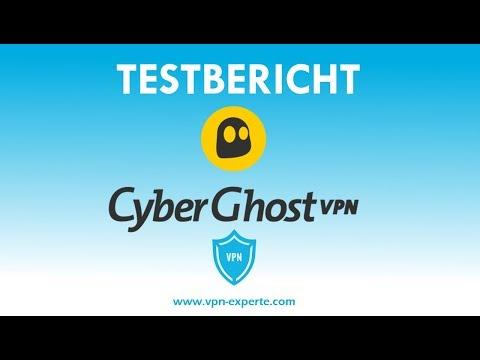 Cyberghost VPN TEST 2019 - Das Wichtigste in 4 Minuten!