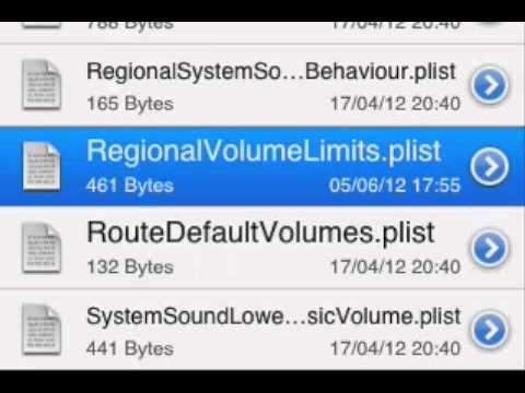 comment augmenter volume ipad