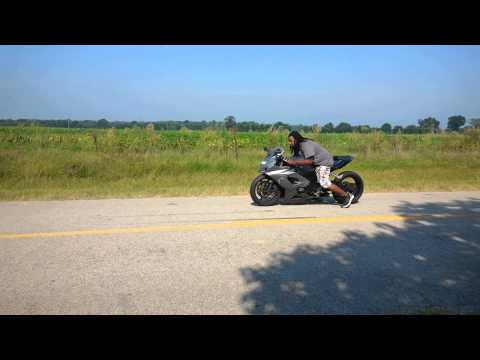 2006 suzuki gsxr 1000 stretched trial run