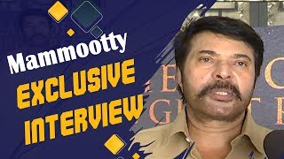 Mammootty about his upcoming movie Mamangam and Telugu Cinema   Exclusive Interview