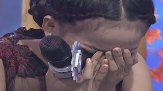 Video Keharuan Putri Saat Memperolah Nilai Sempurna dari Juri (D'Academy 4 Top 8 Result Group 1) MP3, 3GP, MP4, WEBM, AVI, FLV November 2018