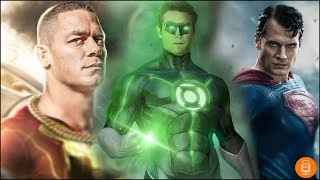Video Who is Alfred Talking to in the Justice League Trailer? MP3, 3GP, MP4, WEBM, AVI, FLV Februari 2018