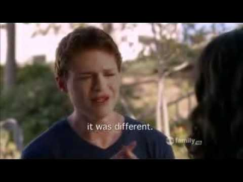 Emmett Talks With His Voice To Bay // Switched At Birth // Season 1 Episode 10 // 8-8-11