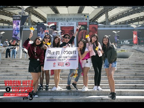 Virgin HitZ x TofuPOP Fly Away Campaign Vol.3 : G-DRAGON 2017 WORLD TOUR in Seoul