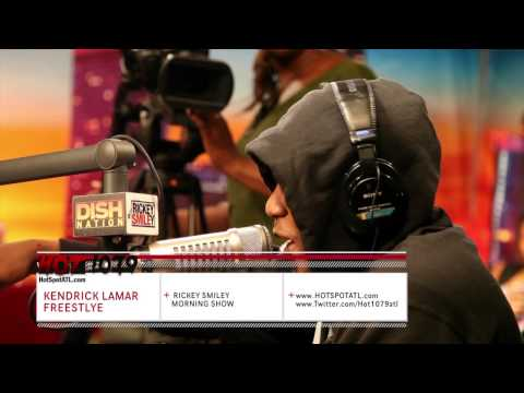 Kendrick Lamar – Rickey Smiley Morning Show Freestyle