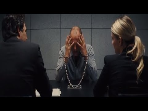 Now You See Me - FBI Interrogation Scene.