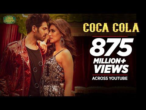 Download Luka Chuppi: COCA COLA Song | Kartik A, Kriti S | Tony Kakkar Tanishk Bagchi Neha Kakkar Young Desi hd file 3gp hd mp4 download videos