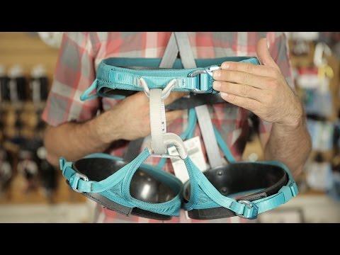 Gear Review: Petzl Adjama/Luna Climbing Harness