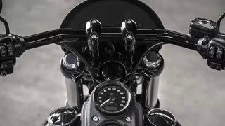 10. Harley Davidson reveal new Low Rider S
