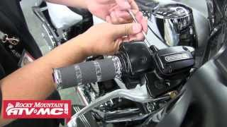 8. How To Install A Set Of Grips On A Harley Davidson Motorcycle (Models 2008 & Newer)