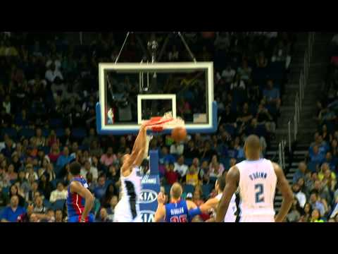 NBA - Check out the top ten preseason plays of the night from Friday October 17, 2014. About the NBA: The NBA is the premier professional basketball league in the United States and Canada. The...