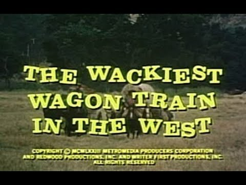 The Wackiest Wagon Train in the West (Western Movies, Full Length, English, Classic Westerns)