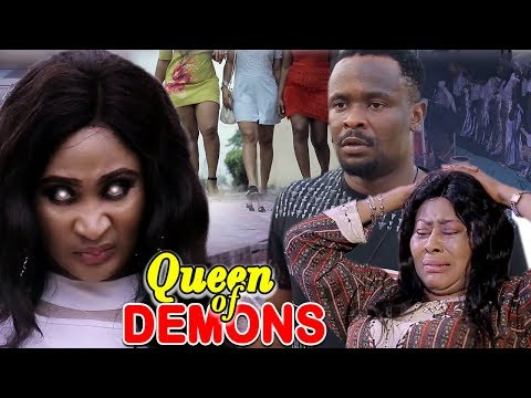 Queen Of Demons Season 1 Full Movie  -  2019 N Latest Nigerian Nollywood Movie ll Full HD
