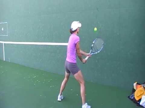 Tennis: Cara Black tränar lite