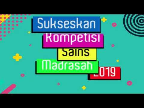 Sukseskan Kompetisi Sains Madrasah 2019 di Manado
