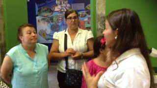 Idosos Ativos comemoram Dia dos Avós no OMIC - Furnas