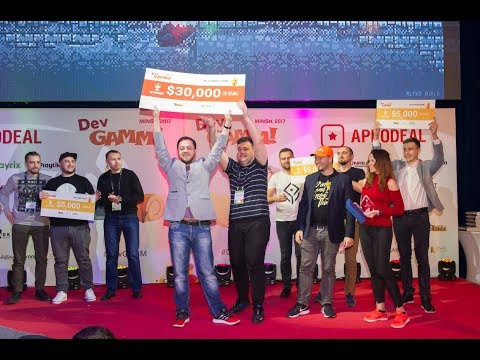 DevGAMM Awards (Minsk 2017 Edition)