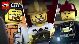 Video LEGO City Mini Movies Full Episodes Compilation   LEGO Animation Cartoons MP3, 3GP, MP4, WEBM, AVI, FLV Juli 2018
