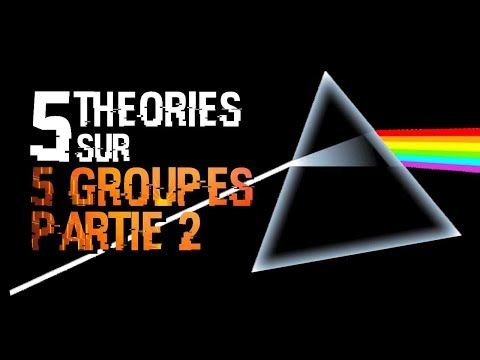 5 THÉORIES SUR PINK FLOYD, BLINK 182, IMAGINE DRAGONS, SUPERTRAMP et LYNYRD SKYNYRD