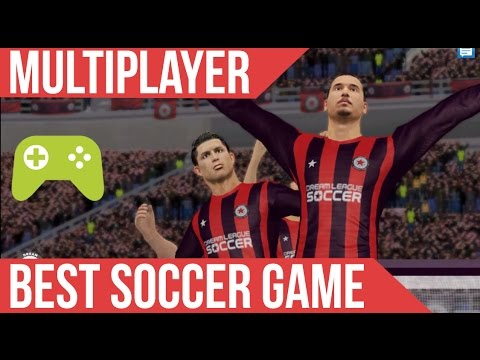 Best football multiplayer (offline) game | How to play |Dream league |android |