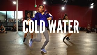 Video COLD WATER - Major Lazer Ft. Justin Bieber | Kyle Hanagami Choreography MP3, 3GP, MP4, WEBM, AVI, FLV Juni 2018