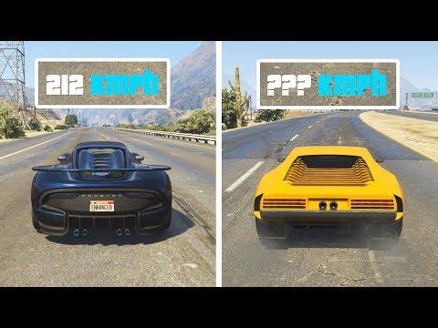 Download DIESES AUTO ist das neue SCHNELLSTE Fahrzeug in GTA 5 ! HD Mp4 3GP Video and MP3