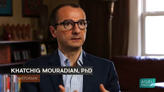 Khatchig Mouradian, PhD, Historian on war in Syria