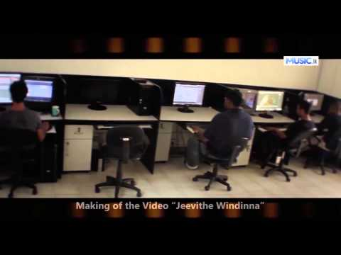 Jeewithaya Widinna - Making Of Video Daddy -  Jeewithaya Widinna - Making Of Video Daddy -