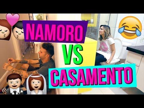 NAMORO VS CASAMENTO